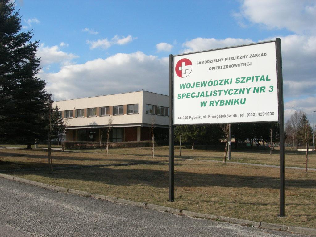 Wojewódzki Szpital Specjalistyczny nr 3 w Rybniku